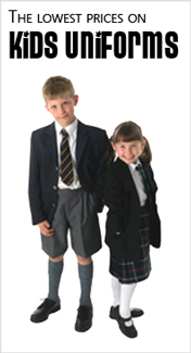 Get the lowest prices on kids school uniforms