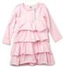 appaman pink ruffle dress for girls