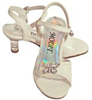 Modit Little Girls Shoes White Special Occaions Dress Sandals